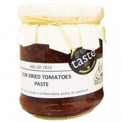 SUN DRIED TOMATOES PASTE