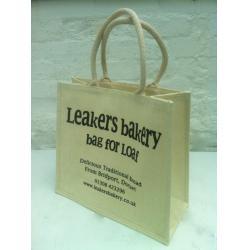 Leakers Jute Bag