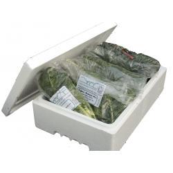 Organic Fresh Leaf Box