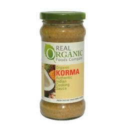 Organic Korma Curry Sauce