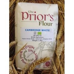 The Prior's Organic White Flour 1.5kg
