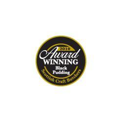 Award winning Black puding