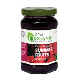Summer Fruits Luxury Conserve