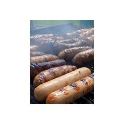 Caramalised Red Onion & Pork Sausage