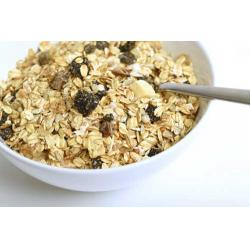 Gourmet Muesli with Blueberries