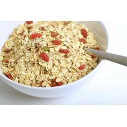 Gourmet Porridge with Goji Berries