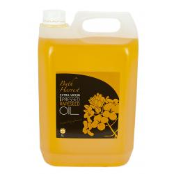 Bath Harvest Rapeseed Oil 5 litre
