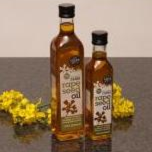 250ml bottle rapeseed oil