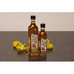 250ml bottle rapeseed oil
