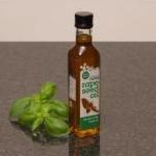 250ml basil rapeseed oil