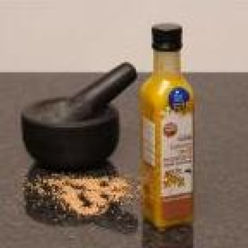 250ml Honey & Mustard Salad Dressing