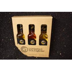 Cotswold Gold Three Pack