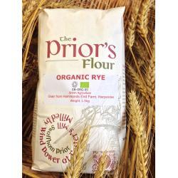 The Prior's Organic Rye Flour 1.5kg