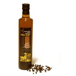 Black Pepper Yorkshire Rapeseed Oil