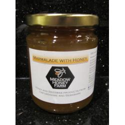 Orange Marmalade with Honey