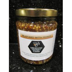 Wholegrain Mustard with Honey