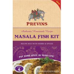 Masala Fish Spice Kit
