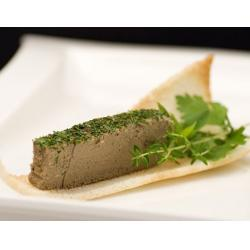 Brandy & Herb Chicken Liver Pate