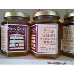Welsh Wildflower Honey