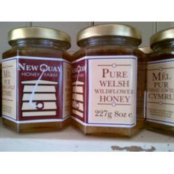 Welsh Wildflower Honey