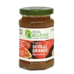 Organic Seville Orange Marmalade
