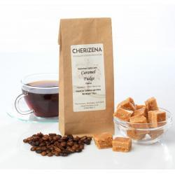 Caramel Fudge Flavoured Coffee