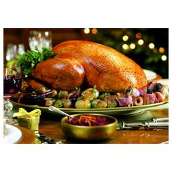 White Free range Turkey approx 8kg