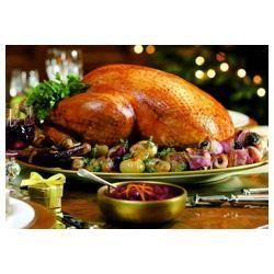 White Free range Turkey approx 9kg