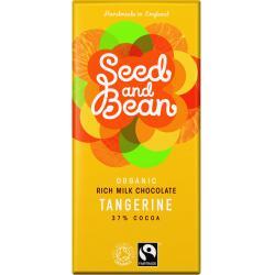 Tangerine Milk Chocolate Bar