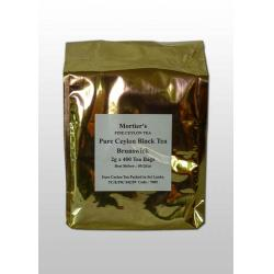 400 Top Quality Breakfast Tea Bags - Direct from Estate