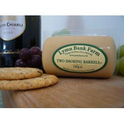Two Smoking Barrels Cheese