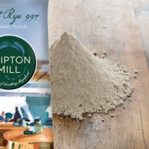 Shipton Mill \Organic Light Rye Flour - Type 997