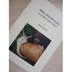 Smallholder Guide to Farming Snails