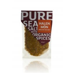 Organic Spiced Sea Salt