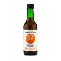 Rhubarb & Ginger Posh Squash by Breckland Orchard