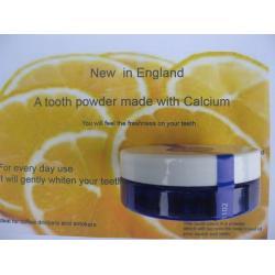 Bio White Lemon Tooth Powder
