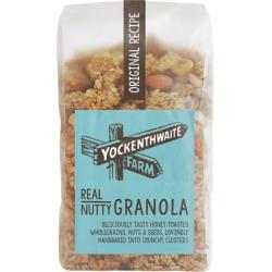 Real Nutty Granola Original Recipe