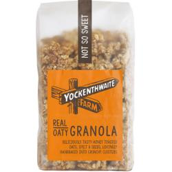 Real Oaty Granola Not So Sweet
