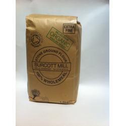 Extra Fine Wholemeal Organic Flour
