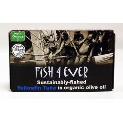 Yellowfin Tuna In Organic Olive Oil