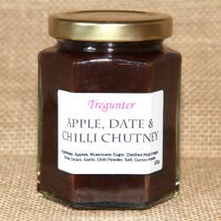 Apple, Date & Chilli Chutney