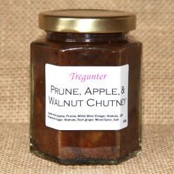 Prune, Apple & Walnut Chutney