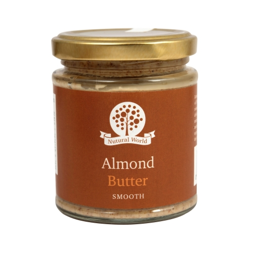 Almond Butter - Smooth