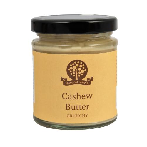 Cashew Butter - Crunchy