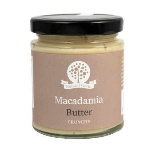 Macadamia Butter - Crunchy