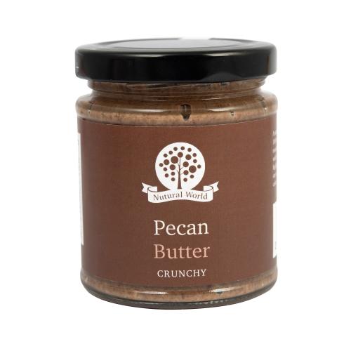 Pecan Butter - Crunchy