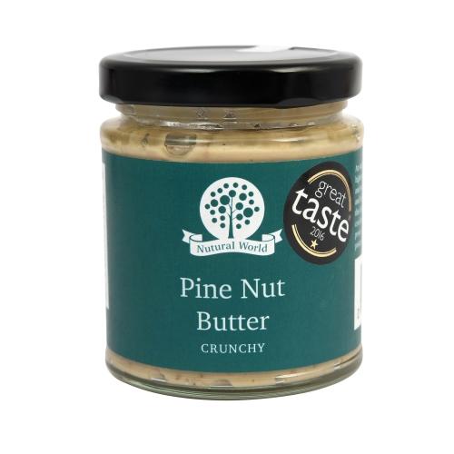 Pine Nut Butter - Crunchy