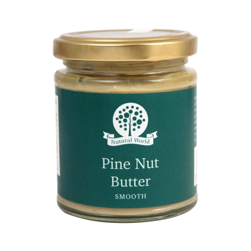 Pine Nut Butter - Smooth
