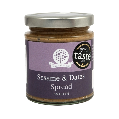 Sesame and Dates Spread