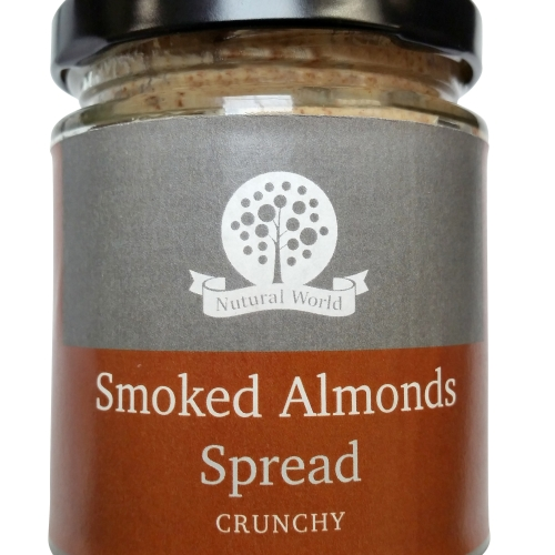 Smoked Almond Spread - Crunchy